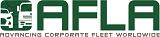 AFLA event logo