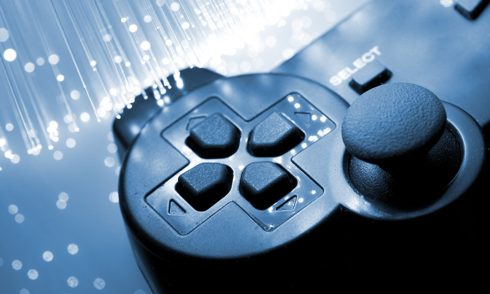 Online gaming security banner