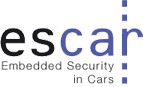 Escar event logo