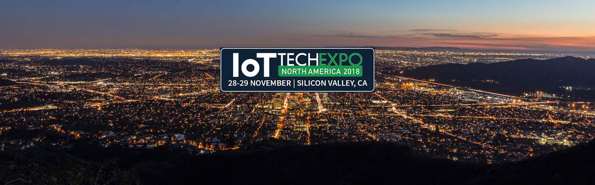 IoT Tech Expo event logo
