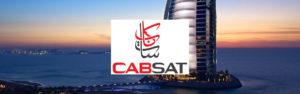 CABSAT event logo