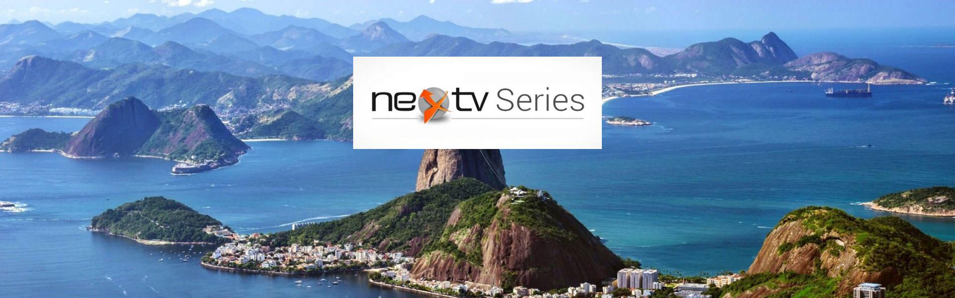 NextTV Brazil event logo