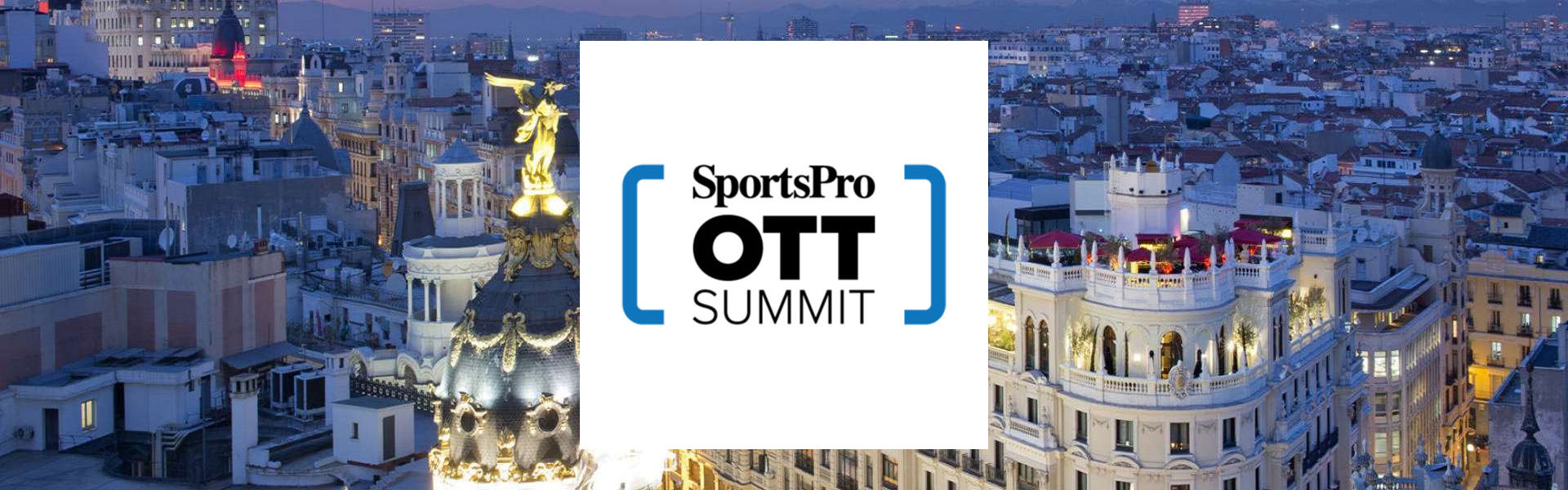 SportsPro OTT Summit event logo