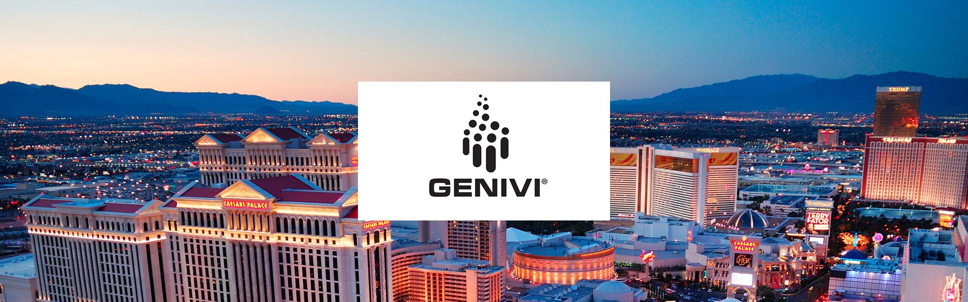 Genivi event logo