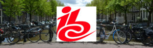 IBC event logo