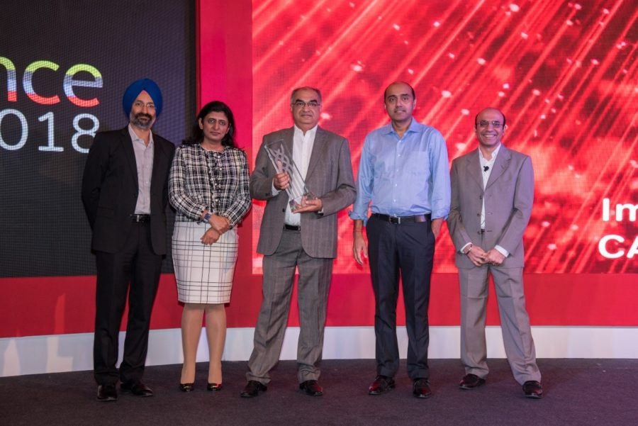 Airtel value leader award