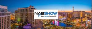 NAB 2019 event banner
