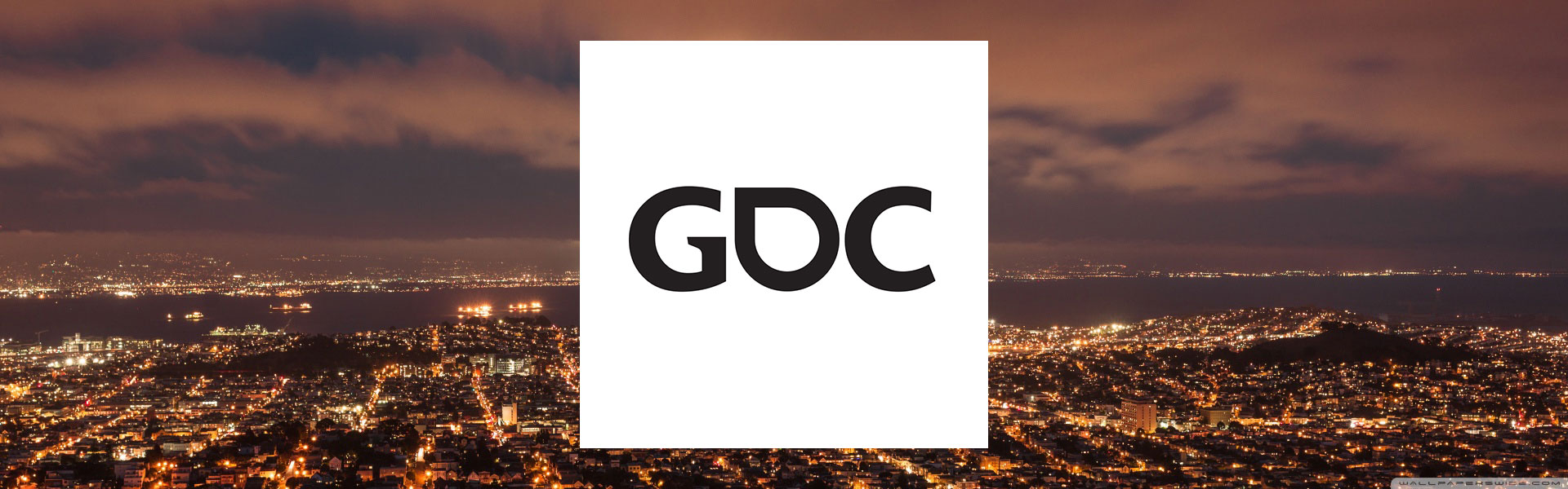 GDC 2019 event banner