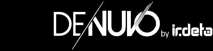 Denuvo logo white