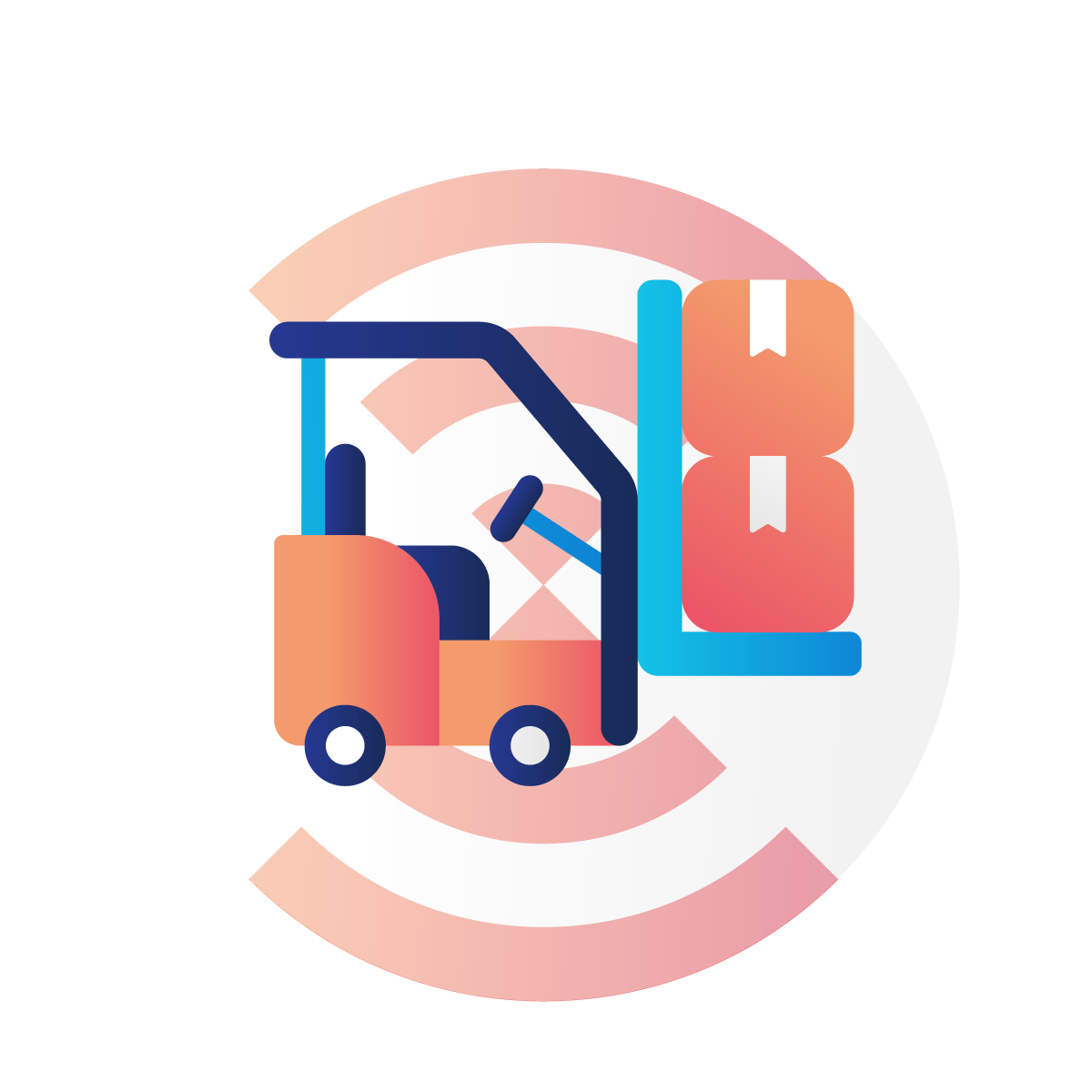 Click and Collect Equipment Rental App icon