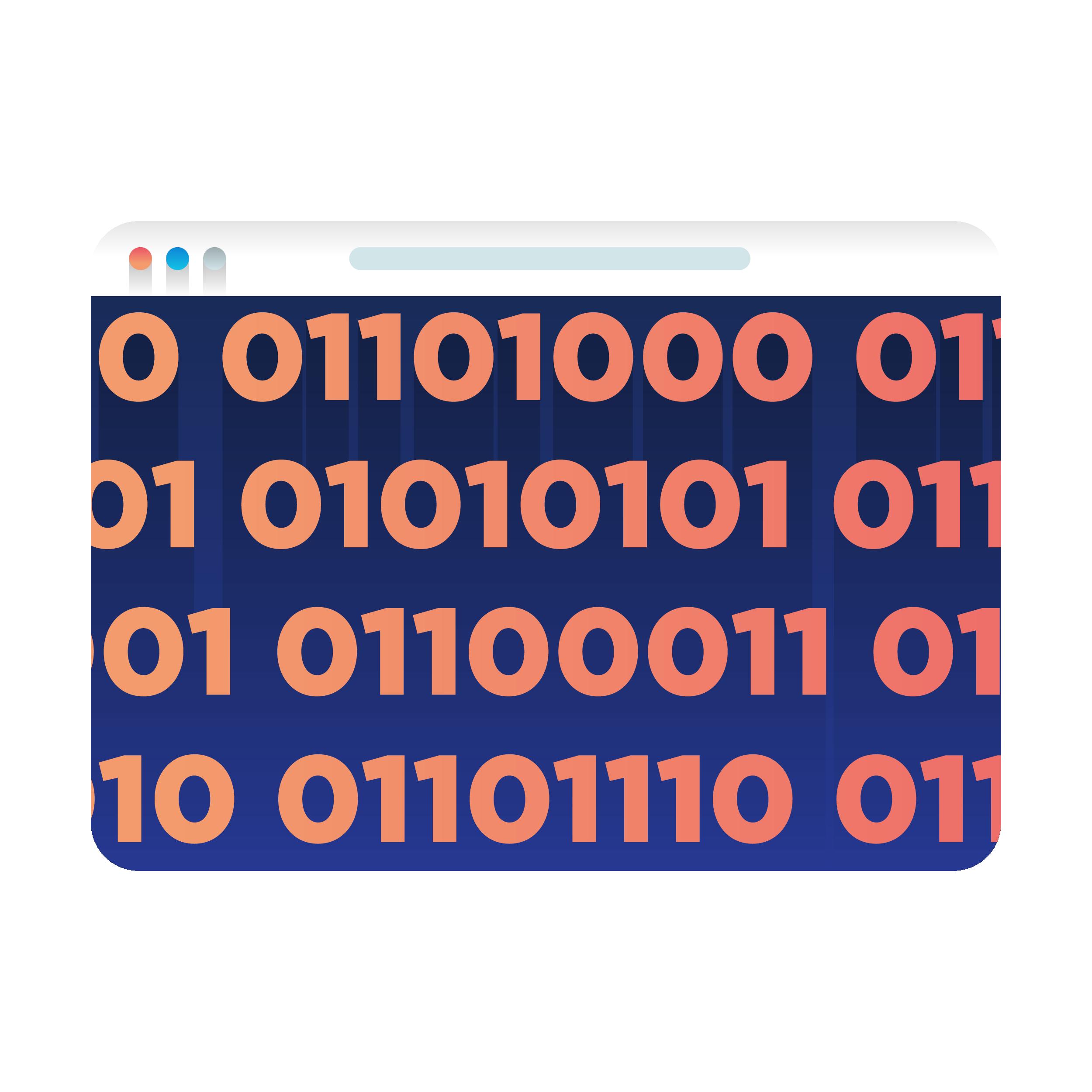 Source data icon