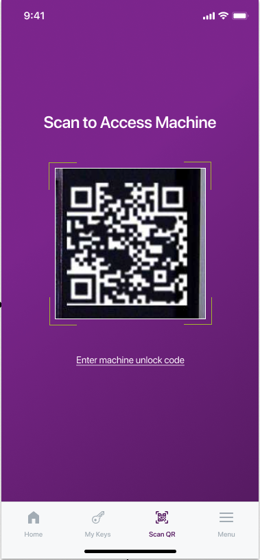 Click and Collect Equipment Rental App screenshot - 3